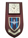 Parachute Regiment Wall Plaque Clock